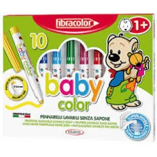 "FLOMASTERI ""Baby color"" 10 GAB."